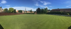 Rookery Bowling Club in all it's splendour.